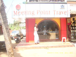 travel agency in Colva