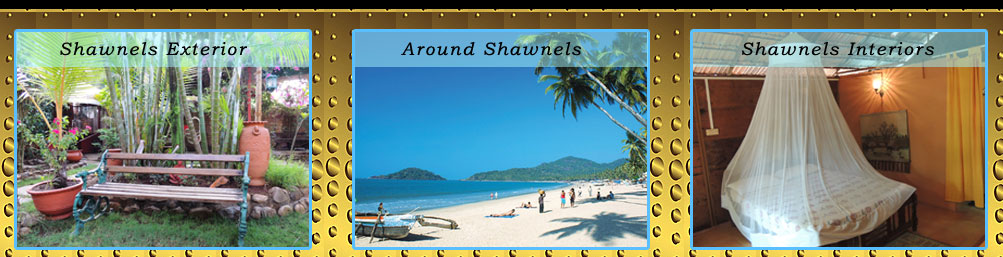 Shawnels Beach Resort, Palolem